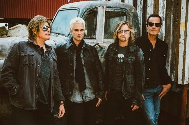 Pase listo para Stone Temple Pilots en la Argentina
