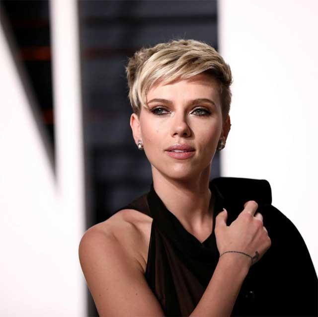 ¿Scarlett Johansson se encuentra en Argentina?