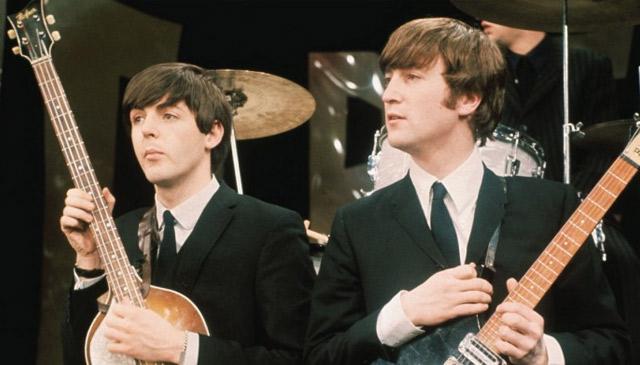 Entre la amistad y la rivalidad: John Lennon y Paul McCartney