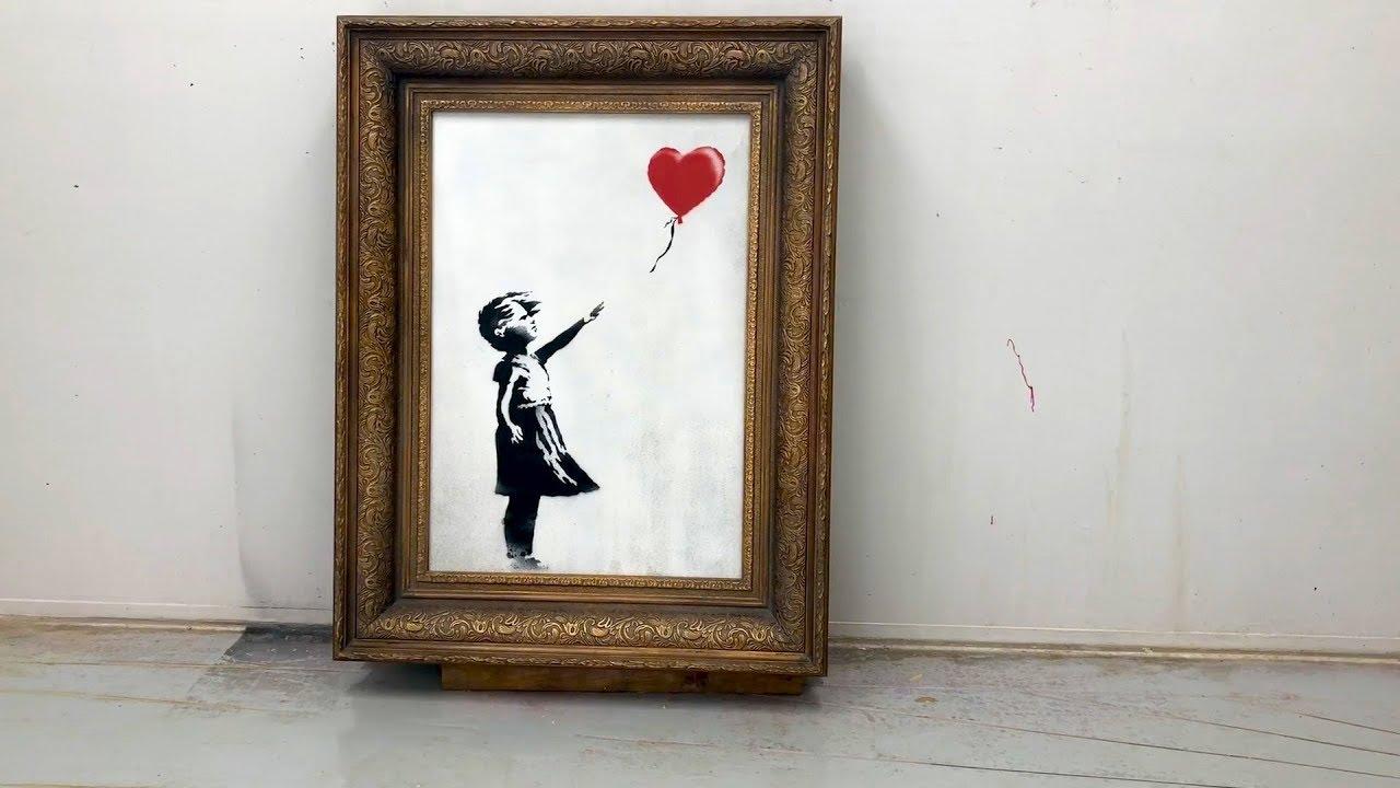 ¿Banksy prepara una sorpresa ante nueva subasta en París?