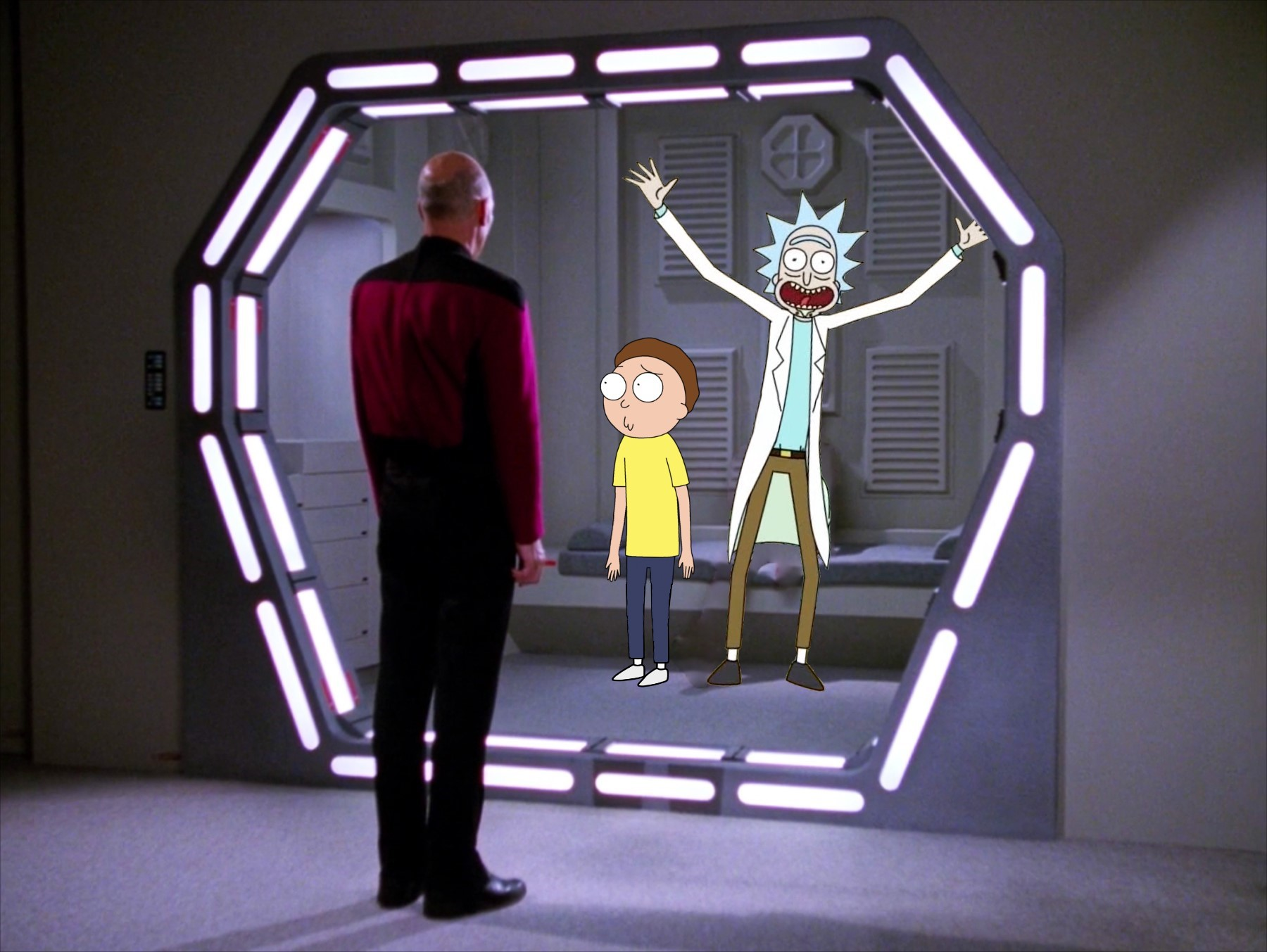 Anunciada nueva serie de corte cómico del universo Star Trek