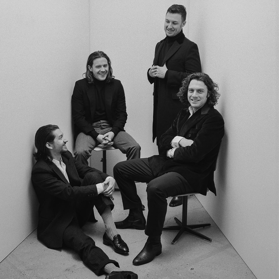 Arctic Monkeys lanza nuevo single