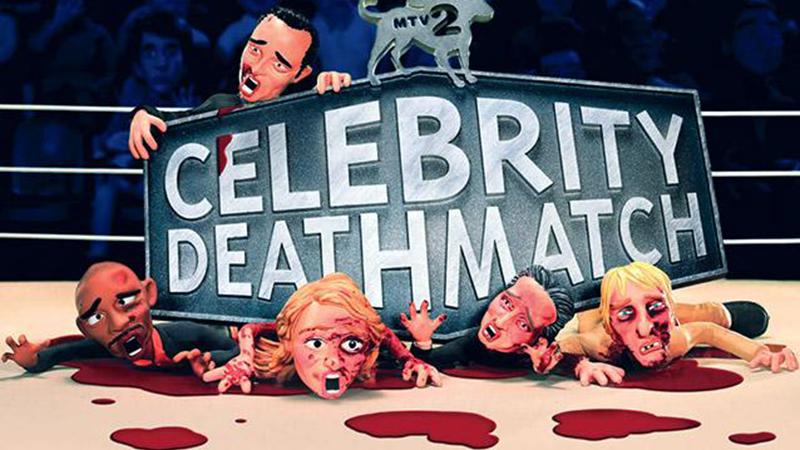 MTV trabaja en un nuevo Celebrity Deathmatch y llegará en 2019