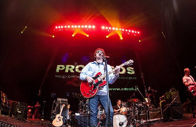 Soda Stereo le pone fin a la banda tributo Prófugos