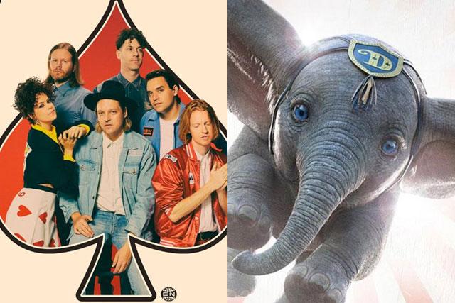 Dumbo: Disney publica adelanto de la nueva canción Baby Mine