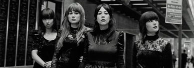 , Una nueva de Dum Dum Girls: Bedroom Eyes