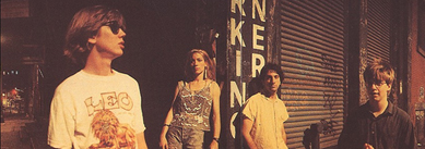 , Sonic Youth anuncia disco en vivo