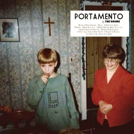 The Drums Portamento official