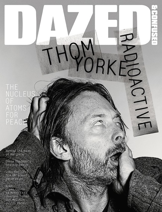 Thom Yorke - Dazed and confused