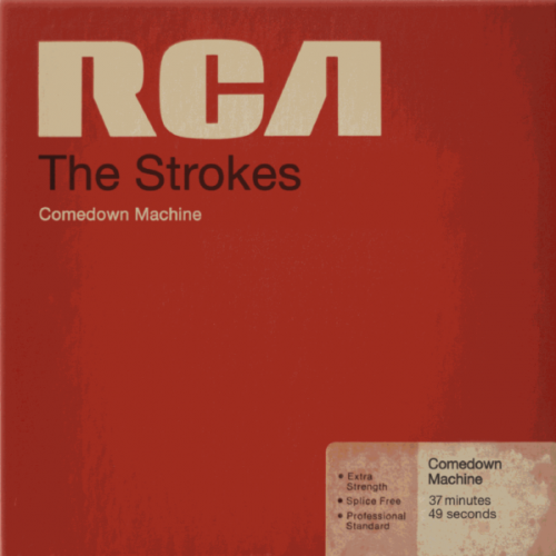 , The Strokes – Comedown Machine
