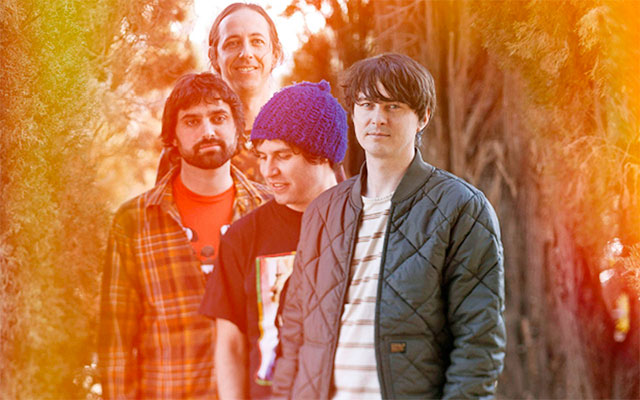 , Animal Collective – Monkey Riches