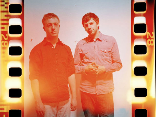 , Una nueva de Mount Kimbie: You Took Your Time