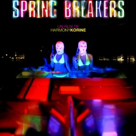 Spring breakers poster