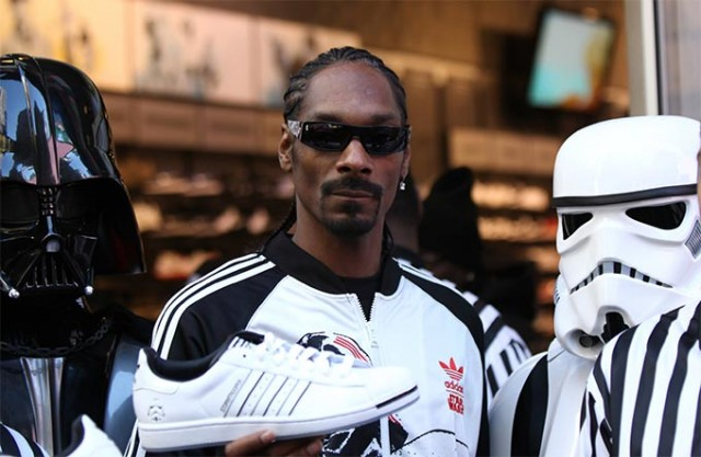 , Snoop Lion en la nueva colección de Adidas Originals (Video patrocinado)