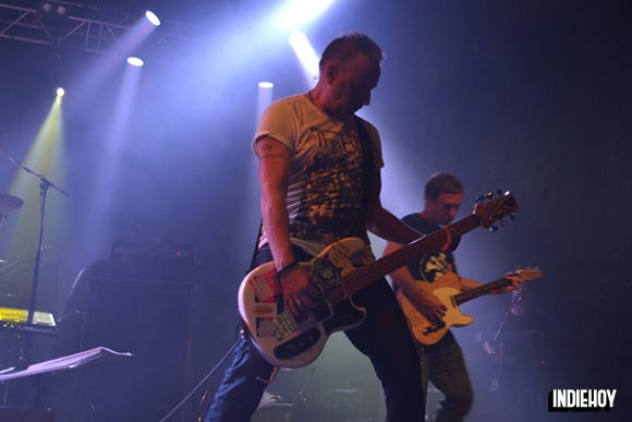 , El Show de Peter Hook & The Light en Vorterix