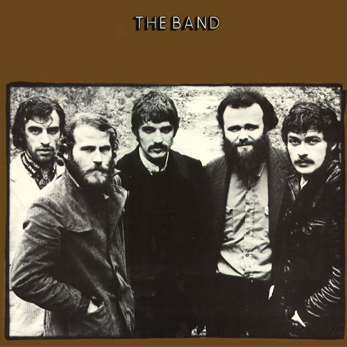 The Band - Brown Album