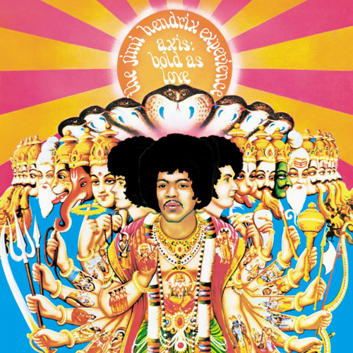 The Jimi Hendrix Experience - Axis As Bold as Love