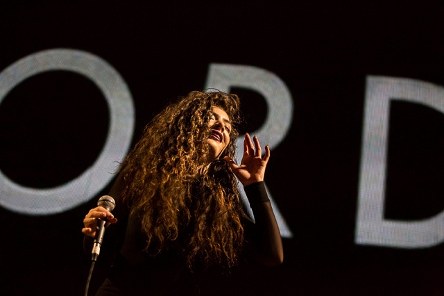 , Lorde hace un cover de James Blake