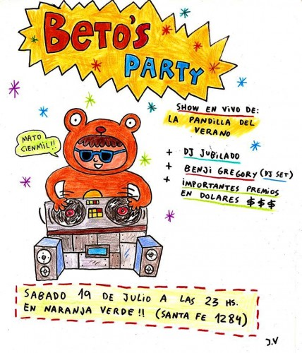 betos party