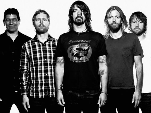 ", Foo Fighters estrena canción: ""Something From Nothing"""