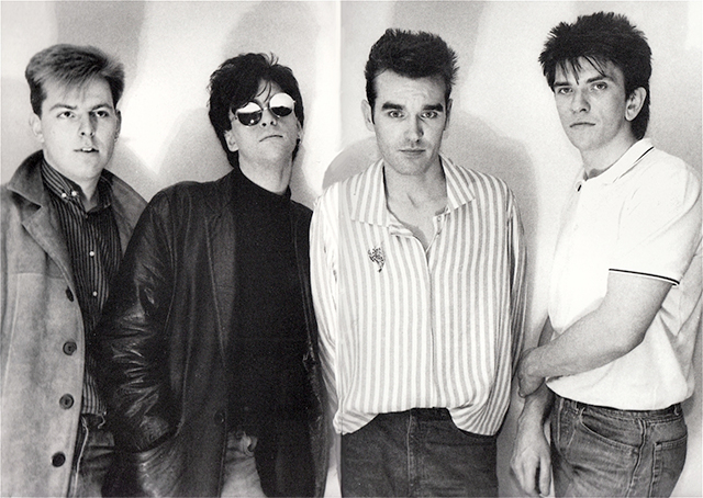 , The Smiths, Lou Reed y Nine Inch Nails nominados para el Rock 'n' Roll Hall of Fame