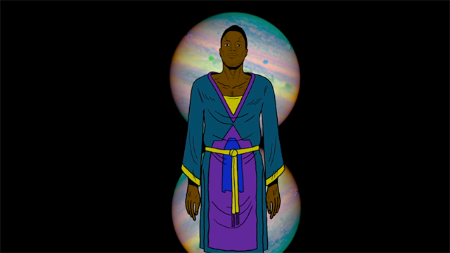 shabazz palaces - forerunner foray
