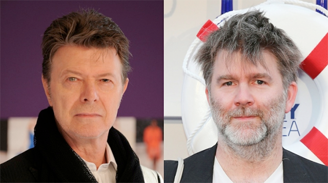david bowie - james murphy