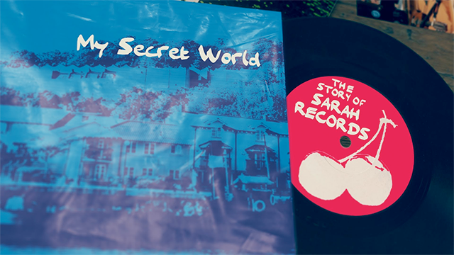 my secret world the story of sarah records
