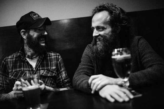 Iron and Wine y Ben Bridwell