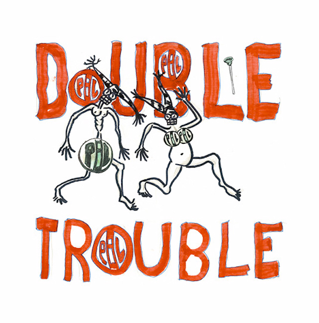 public image ltd - double trouble