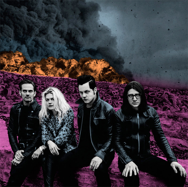 the dead weather - dodge burn