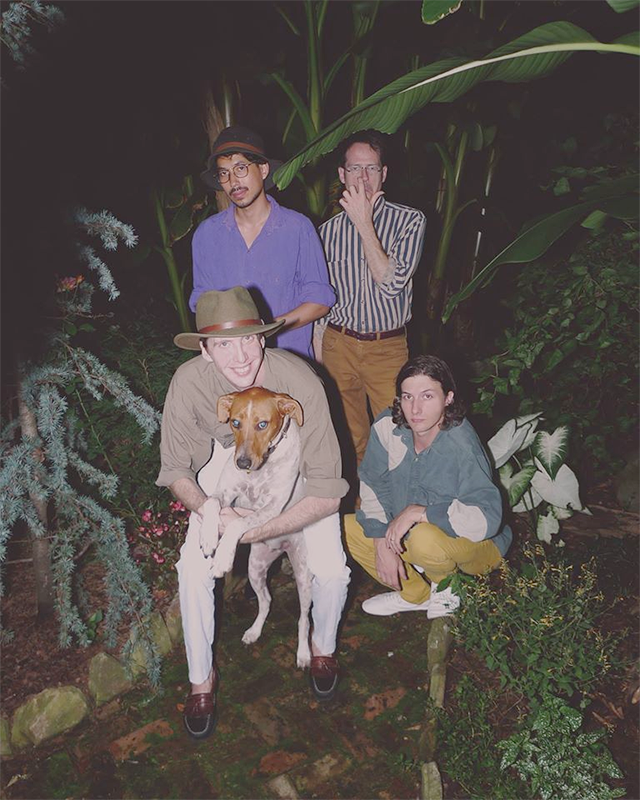 ", Deerhunter comparte una playlist de ""interesantes hallazgos en Spotify"""
