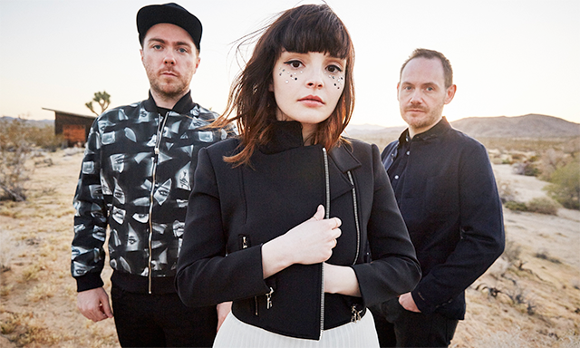 , CHVRCHES – Every Open Eye