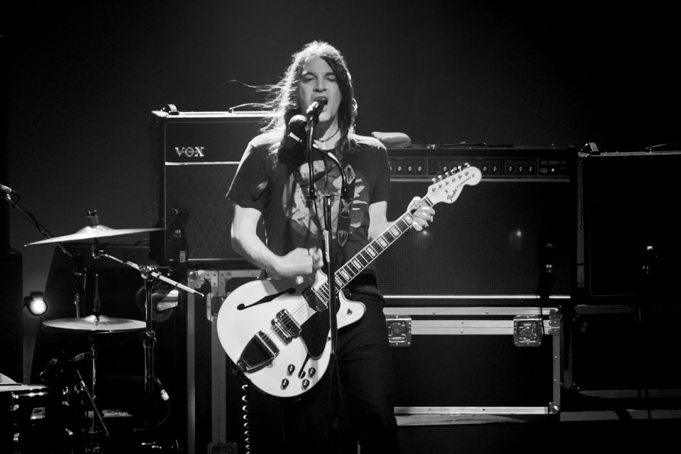 The Dandy Warhols en Niceto Club, 7 de enero 2016 - Foto: Damaris Hidalgo