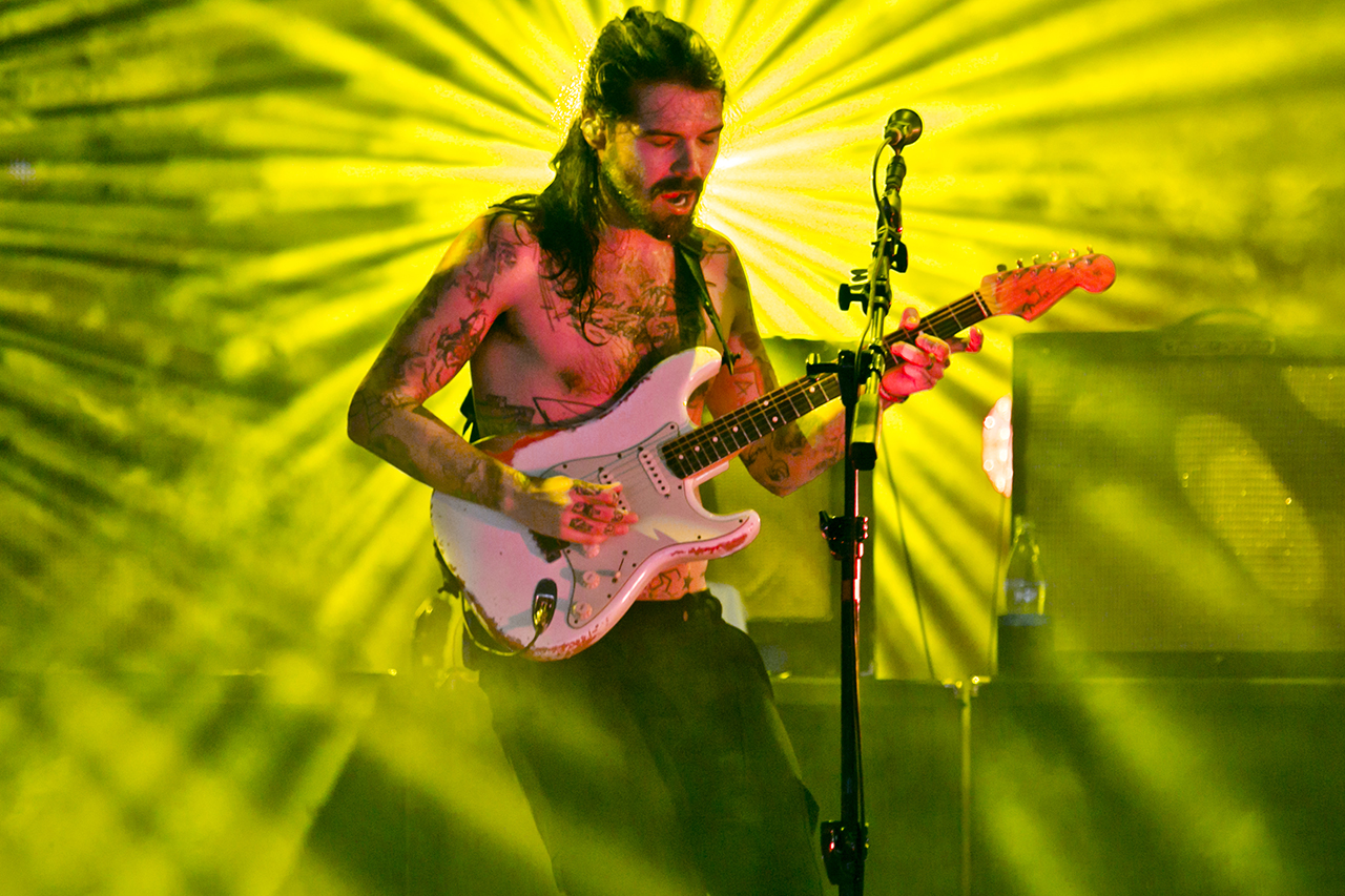 Biffy Clyro at Roskilde Festival, Roskilde, Denmark - 1 JULY 2016