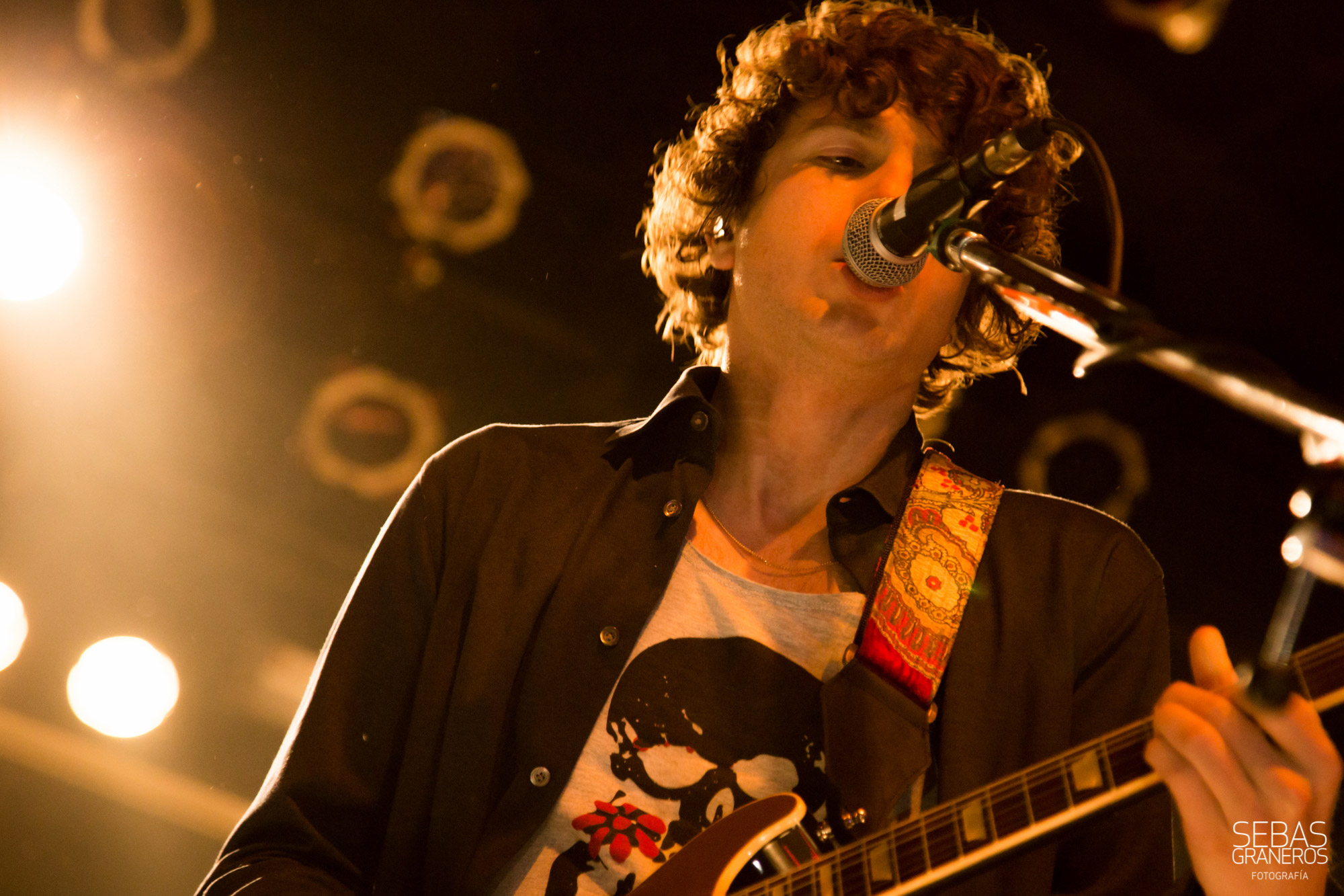 , Cobertura: The Kooks en Niceto Club