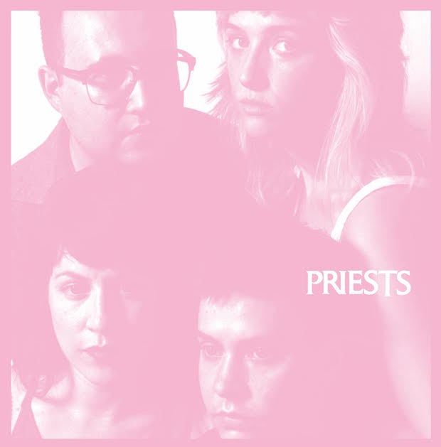 , Priests anuncia nuevo disco: Nothing Feels Natural