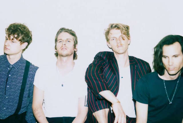 , Foster the People anuncia nuevo disco: Sacred Hearts Club