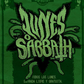 Lunes o sabbath en Club V