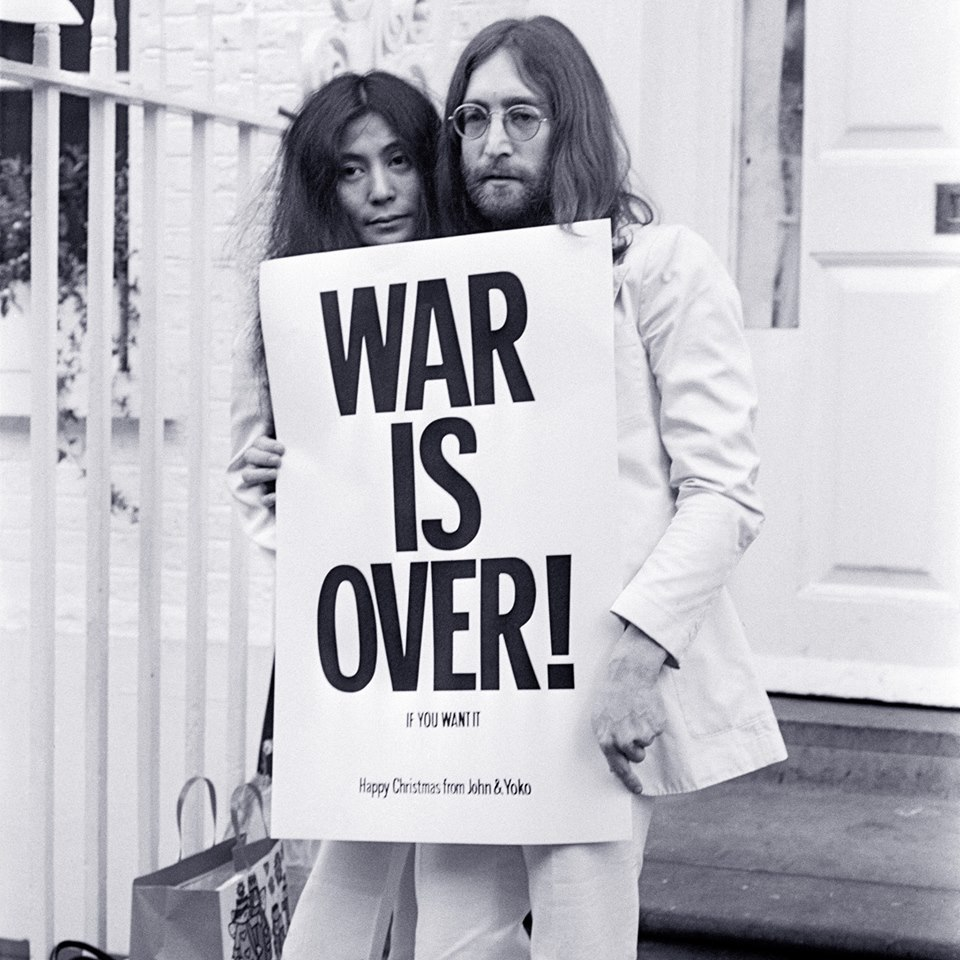 ", Yoko Ono recibe crédito de co-compositora por ""Imagine"" de John Lennon"