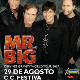 Mr. Big en Perú