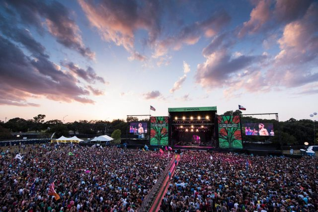, Vuelve Austin City Limits con Jay-Z, Gorillaz y Red Hot Chili Peppers
