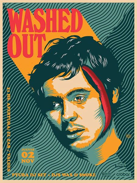 , Washed Out anuncia su primer show en Argentina