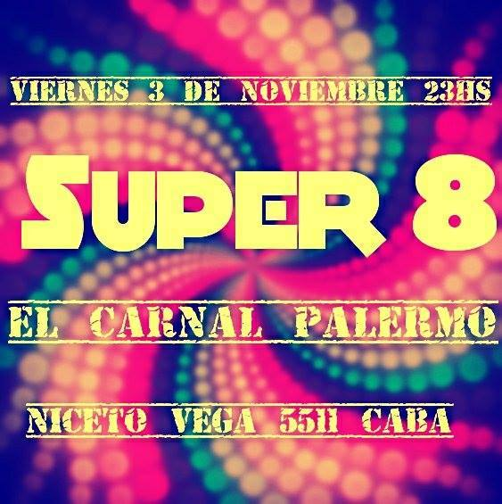 Super 8 Miusik en Carnal