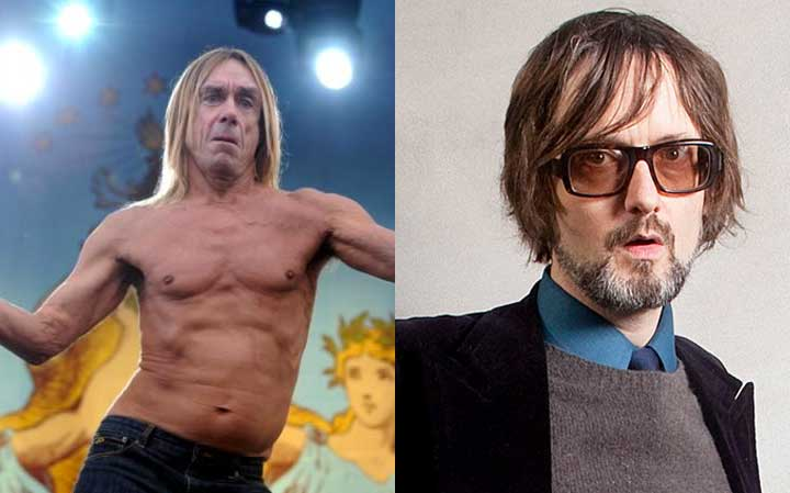 , Iggy Pop y Jarvis Cocker versionan juntos a Nick Cave