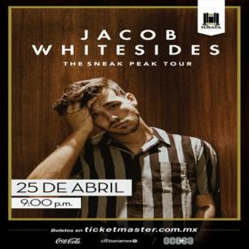 Jacob Whitesides en México