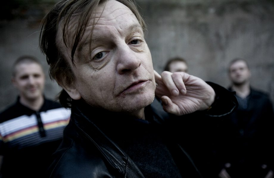 , Revelan la causa de muerte de Mark E. Smith de The Fall
