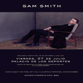 Sam Smith en México