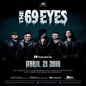 The 69 Eyes en México