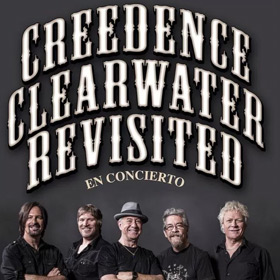 Creedence Clearwater Revisited en México